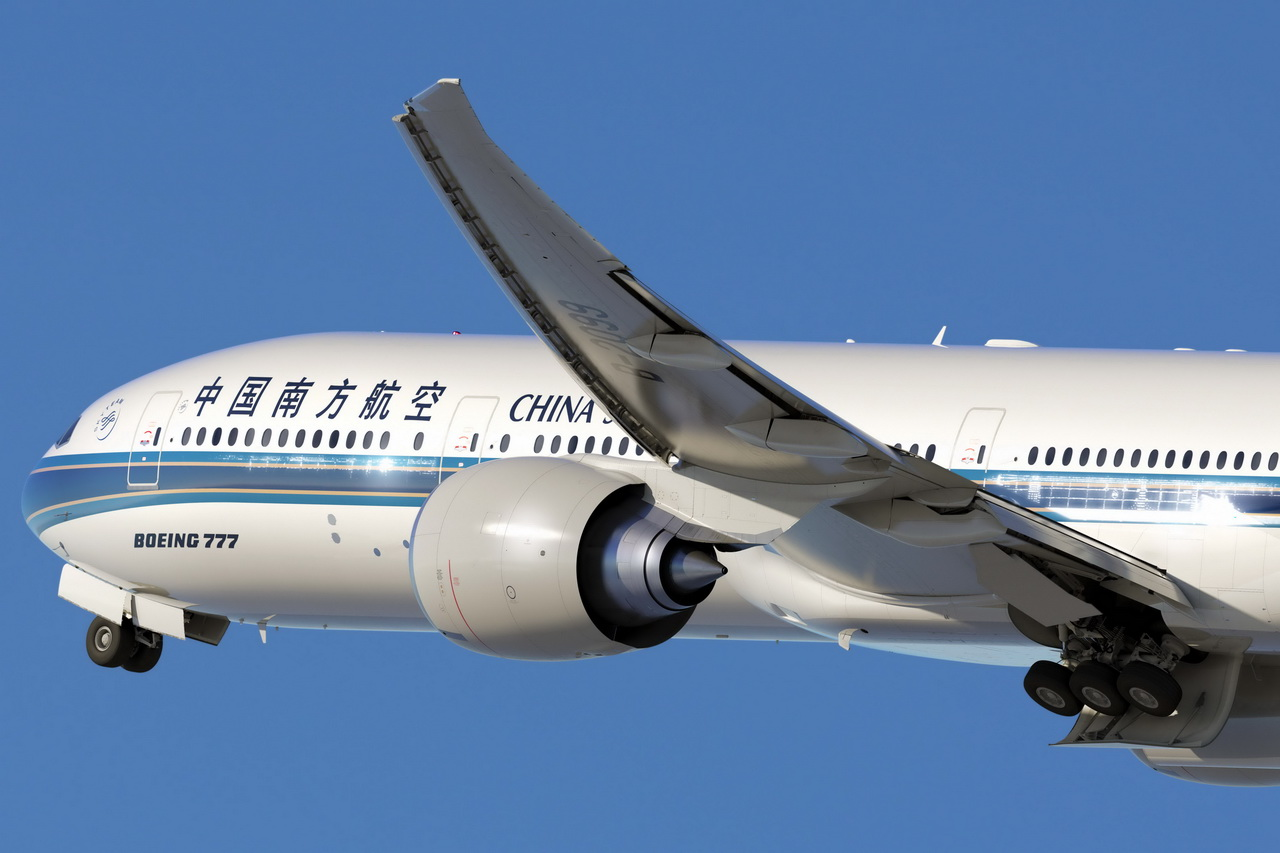 China Southern Airlines 777-300ER A Refreshing Experience