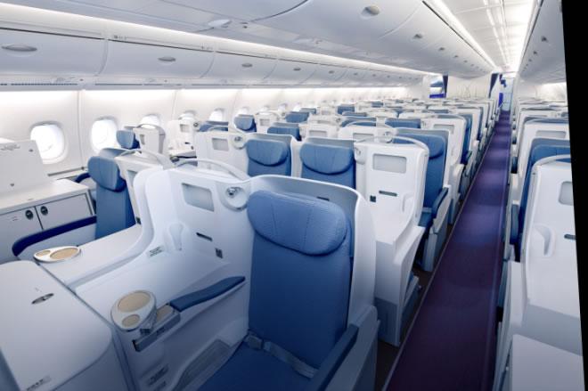 南航 豪华经济舱 往返直飞北京上海